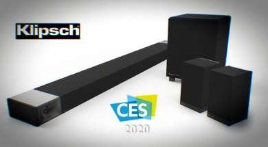 klipsch nowe soundbary ces 2020 bar 54 dolby atmos 4