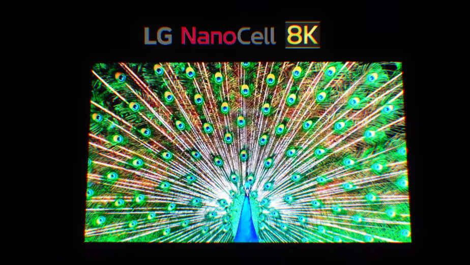 LG opracowało telewizor 8K NanoCell w wersji Mini-LED