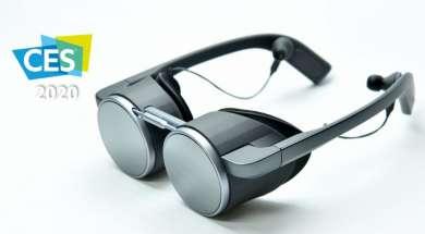 panasonic okulary VR z HDR
