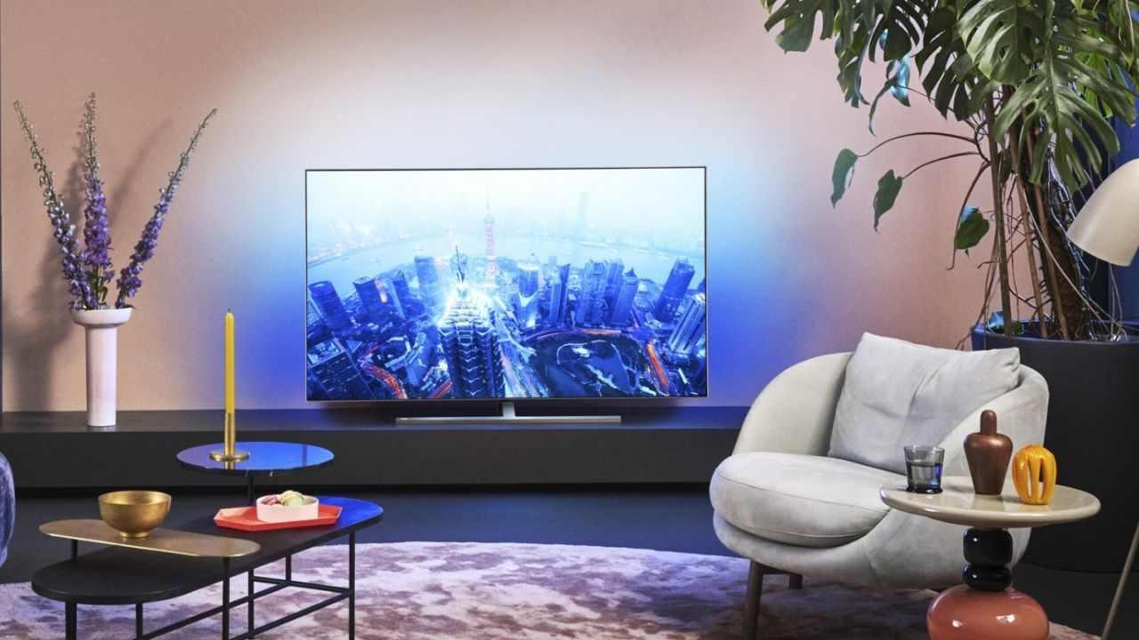 Nowy procesor Philips P5 Gen 4 w OLED TV na 2020 – wiemy co potrafi