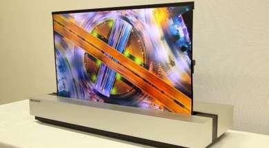 sharp oled tv 2020