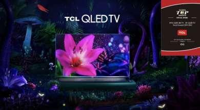 tcl x91 8k qled nagroda gold award 2020