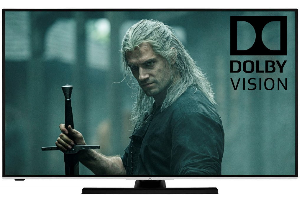 Telewizor JVC LT-55VU6900 | TEST | Do grania i Netflix z Dolby Vision za 1649zł?