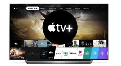 Apple TV iTunes dostępne na LG OLED LCD NanoCell 2019 2020