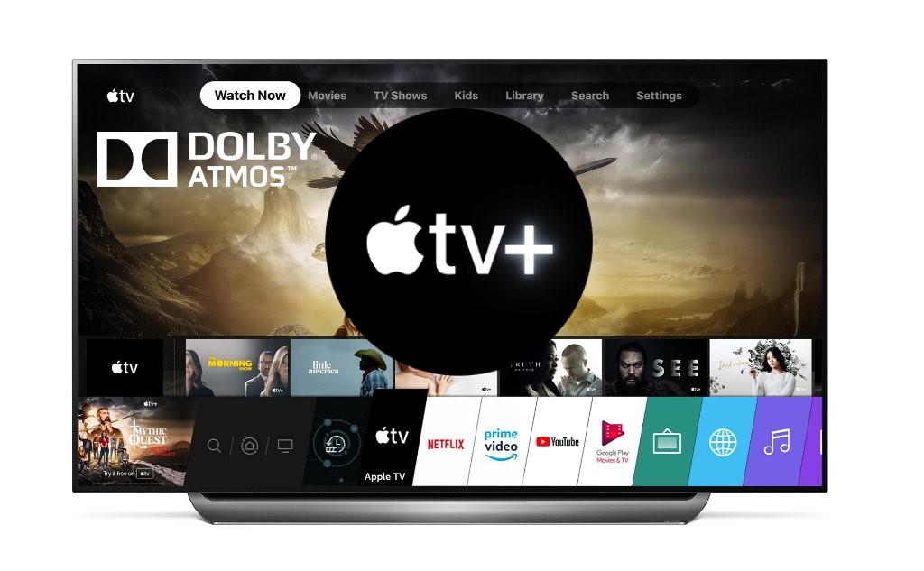 Jednak będzie Dolby Atmos w Apple TV na telewizorach LG?