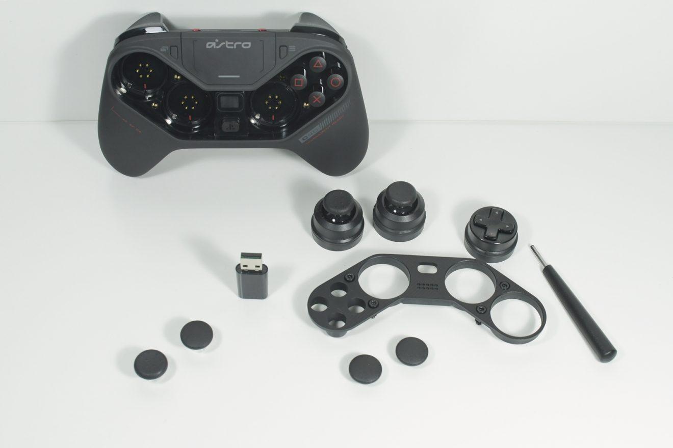 Astro C40 | TEST | Pad do PS4 taki, jak chcesz!