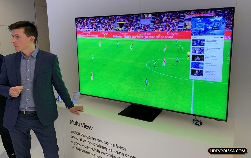 Multi View Samsung Forum 2020 2