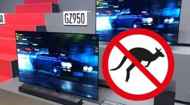 Panasonic wychodzi z rynku telewizorów Australia