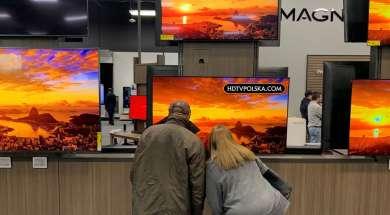 Promocja Media Expert OLED LG B9 tanio