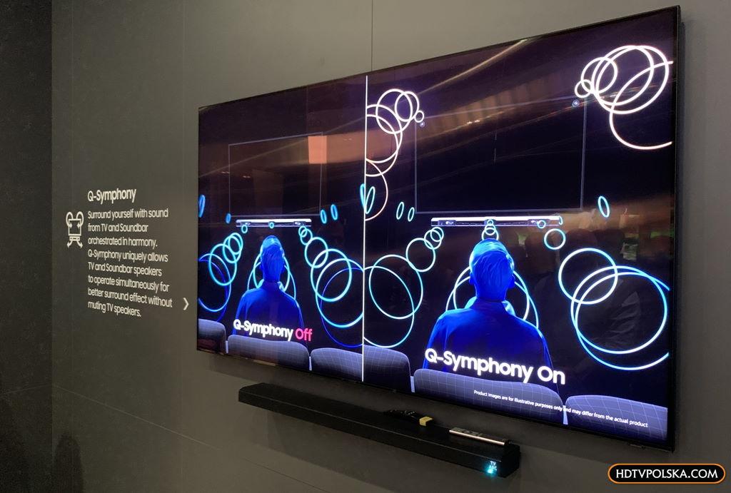 Q-symphony Samsung QLED Forum 2020