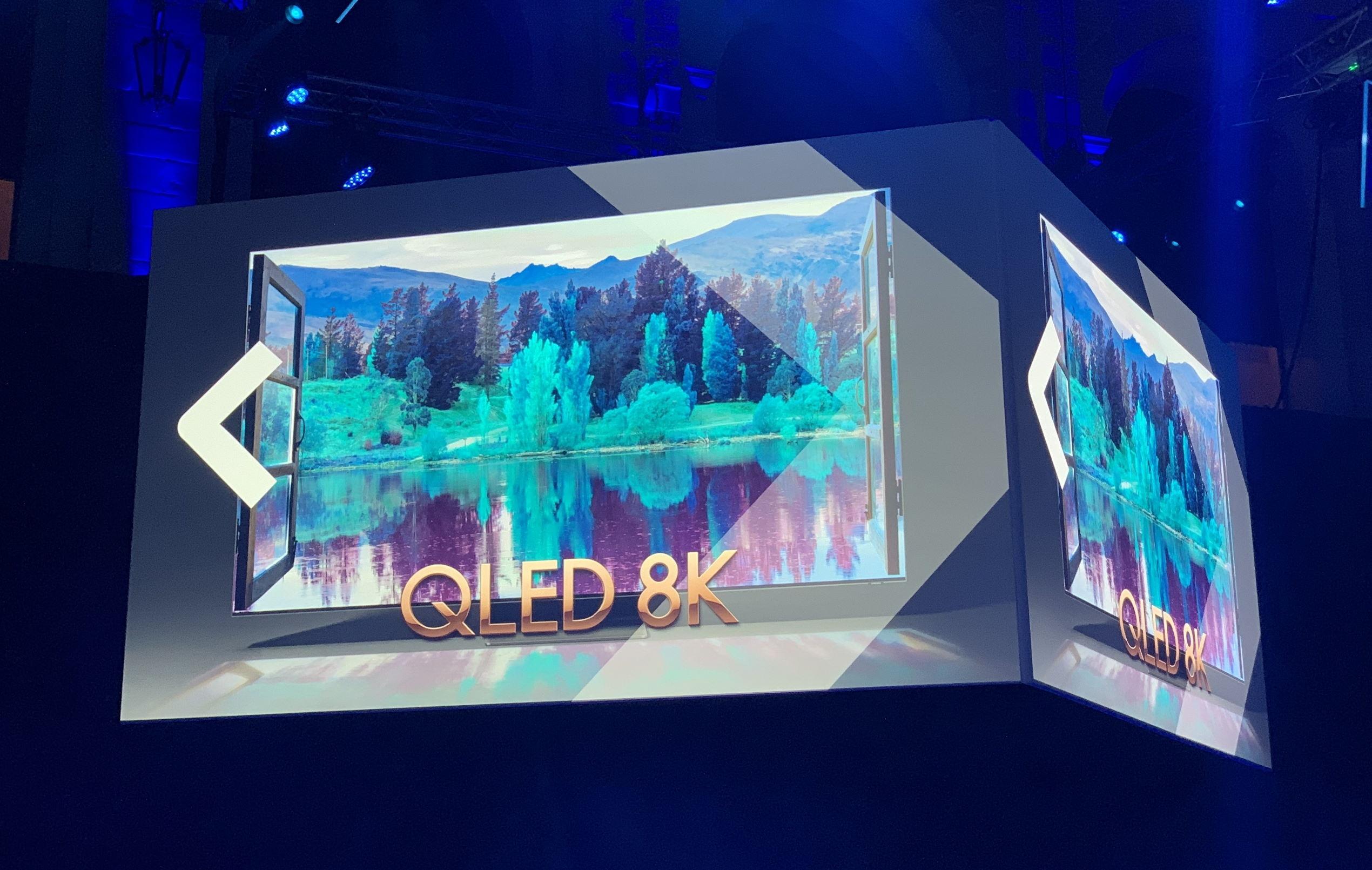 Premiera telewizorów Samsung 2020: szeroki dostęp do 8K i praktyczność głównym celem firmy!