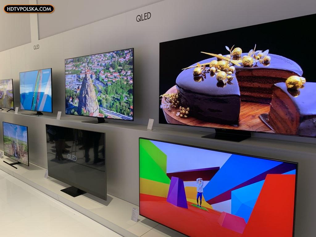 Samsung forum 2020 nowe telewizory premiera
