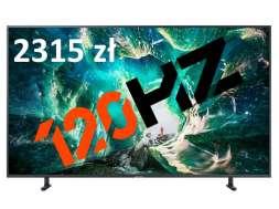 Telewizor 120Hz Samsung RU8002 promocja Vobis