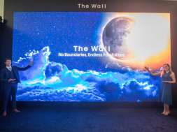 Samsung The Wall 8K ISE 2020