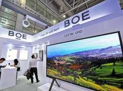Panele LCD BOE Chiny