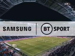 BT Samsung 8K transmisja stream