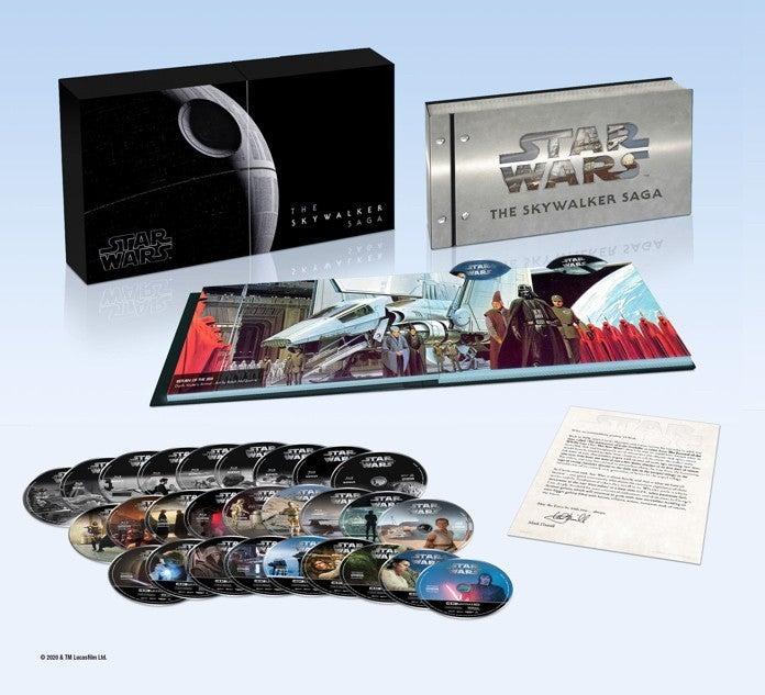 """""""Star Wars: The Skywalker Saga"""": kompletna kolekcja na 4K UHD Blu-ray już w marcu"""