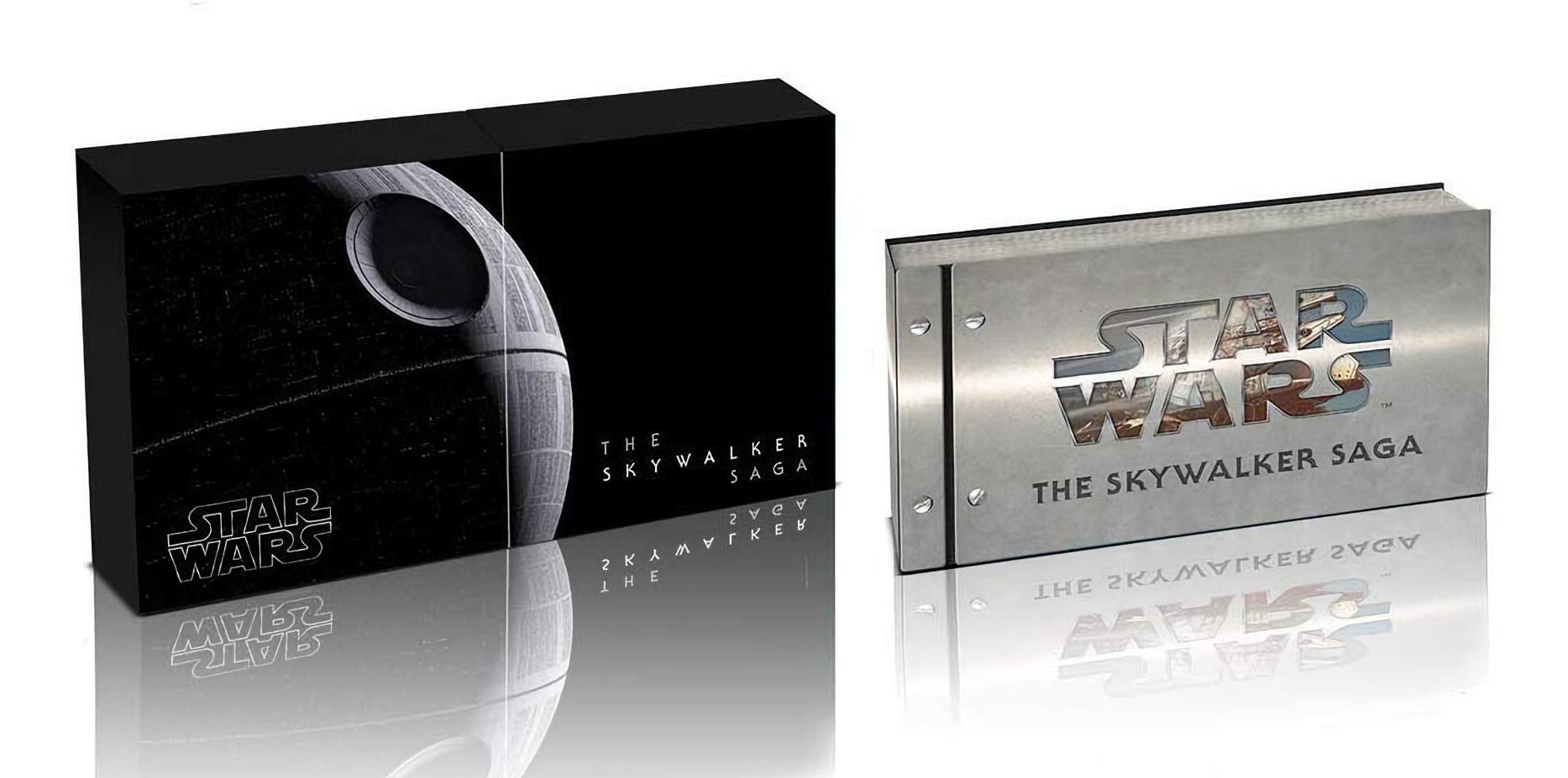 Star Wars: The Skywalker Saga – kompletna kolekcja na 4K UHD Blu-ray już w marcu