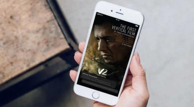 V2: Escape From Hell film wertykalny