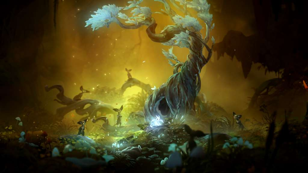 Ori and the will of the wisps recenzja