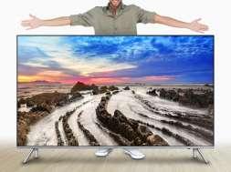 Jaki kupić duży telewizor do gier filmów samsung