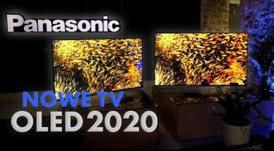 Nowe telewizory OLED panasonic 2020 wywiad David Preece 2