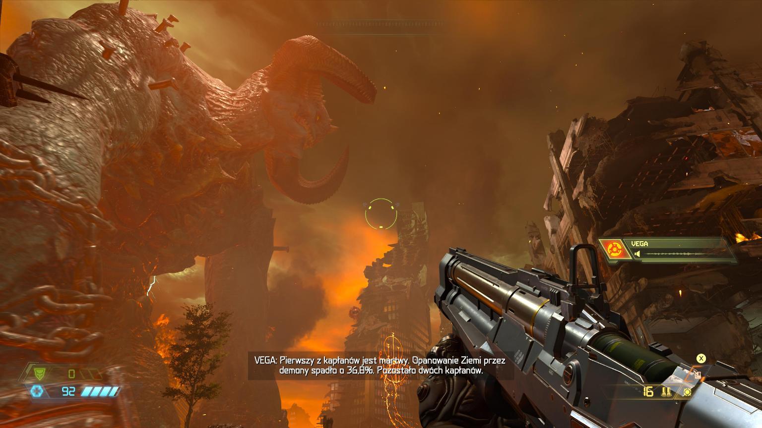 Recenzja Doom Eternal 4K HDR 2
