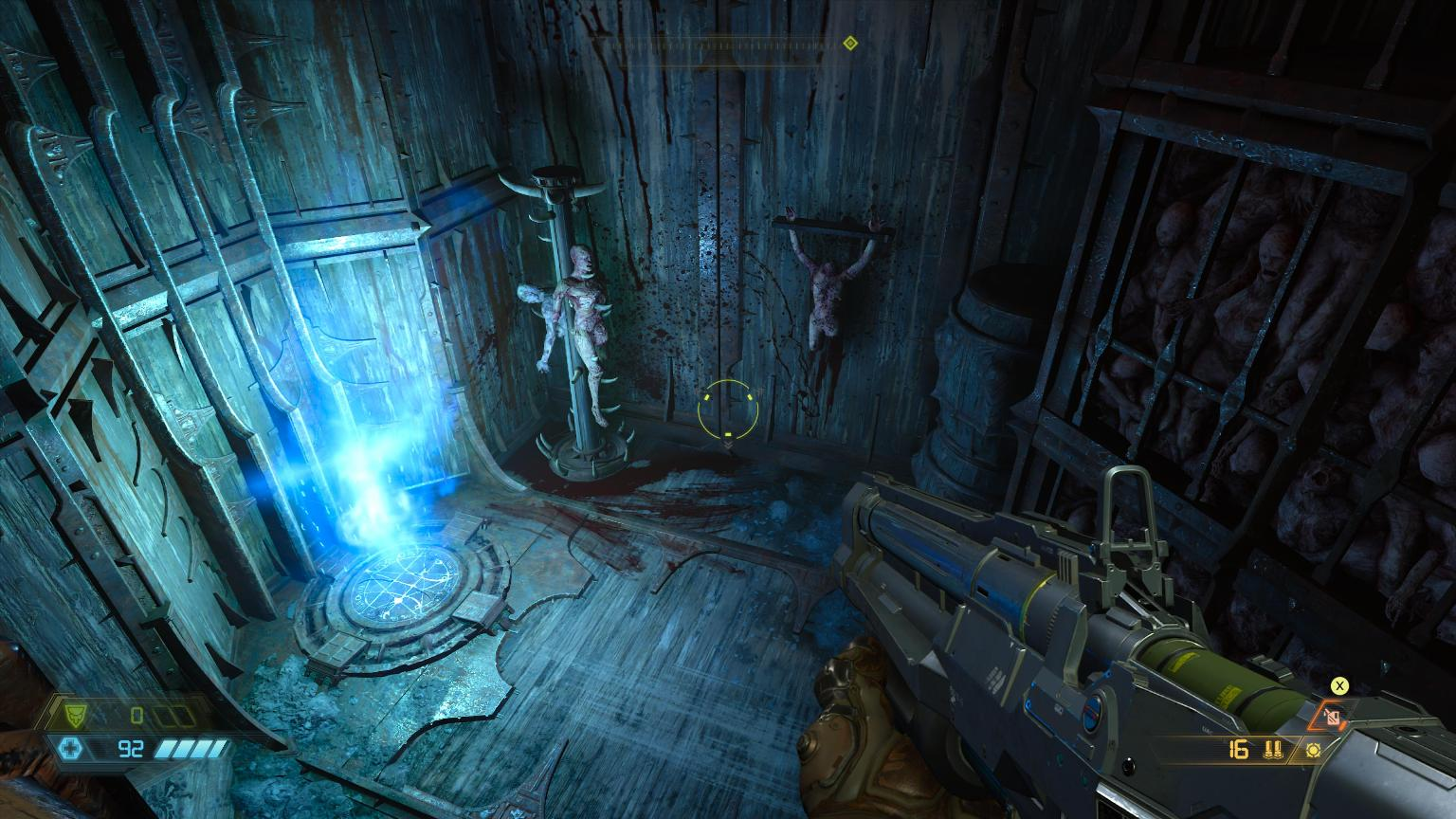 Recenzja Doom Eternal 4K HDR