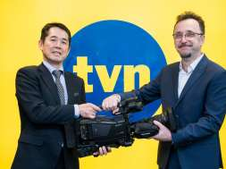 TVn24 kamery sony 4k hdr