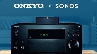 Sonos Onkyo Pioneer amplitunery