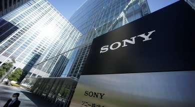 Sony logo siedziba