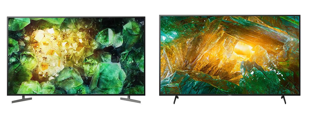 Sony: nowe telewizory 4K LCD na 2020 rok już dostępne. Znamy ceny