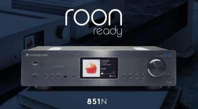 Cambridge Audio Azur 851N odtwarzacz sieciowy Roon