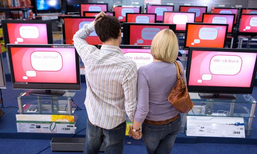 Jak kupować telewizor OLED i LCD online? 5 zasad o których należy pamiętać