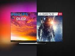 Najtansze oled tv na rynku philips oled804 oled854 lg oled b9 2