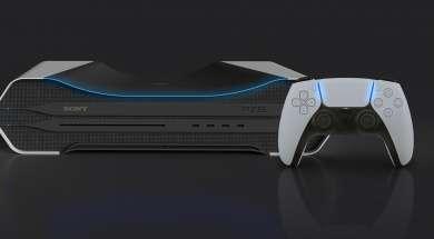 PS5 PlayStation 5 koncept design