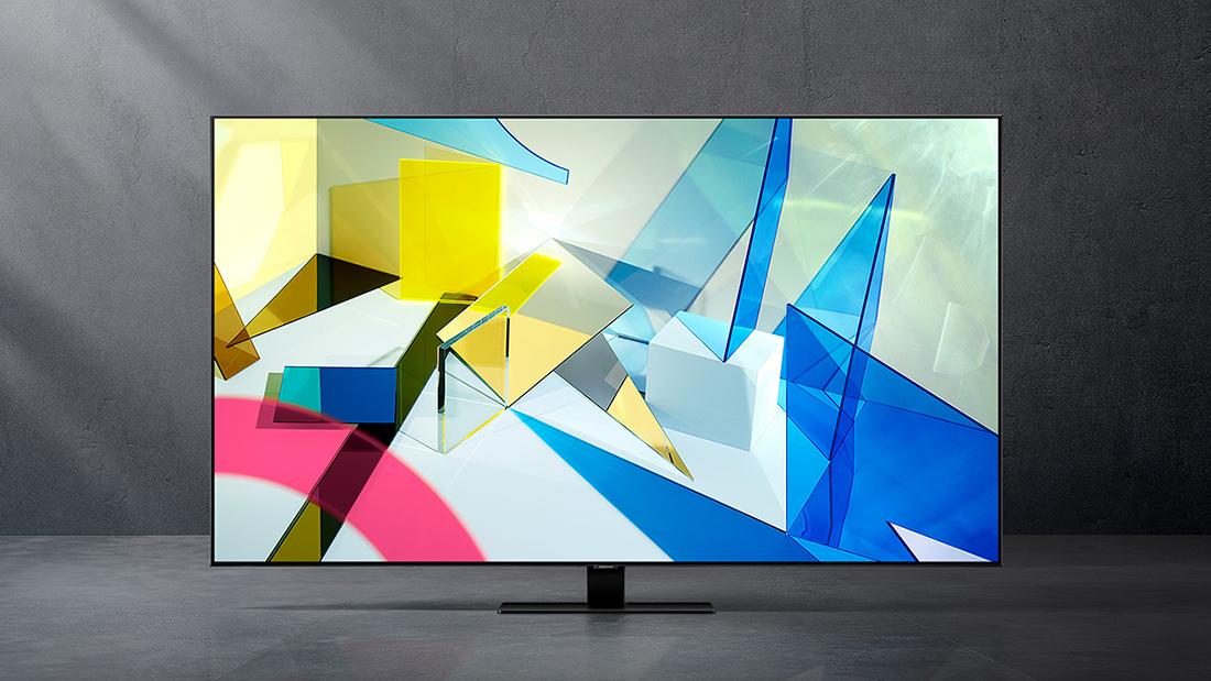 Samsung Q80T: jak spisuje się tegoroczny 4K TV QLED? Mamy pierwsze opinie i testy