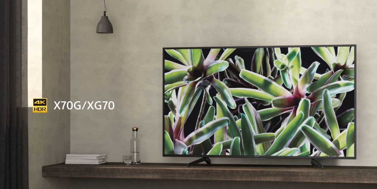 Niedrogi telewizor 4K HDR do Netflix i grania | TEST | Sony XG70