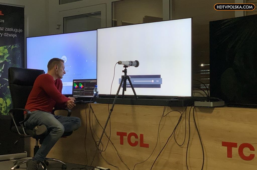 Test TCL X10 QLED MiniLED 7
