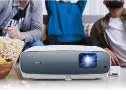 BenQ projektory 4K Full HD 2020