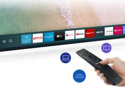 Samsung Smart TV VOD streaming aplikacje