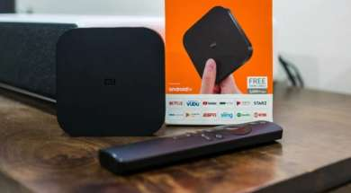 Xiaomi Mi Box S streaming Smart TV