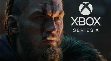 Xbox Series X Microsoft konsola gry Assasin's Creed Valhalla