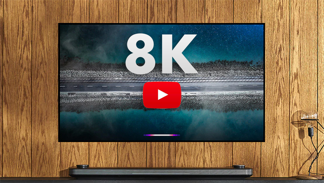 YouTube w 8K już na telewizorach! Które modele wspierają niezbędny kodek AV1?