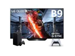 LG OLED B9 do Xbox Series X PlayStaton 5 test 5