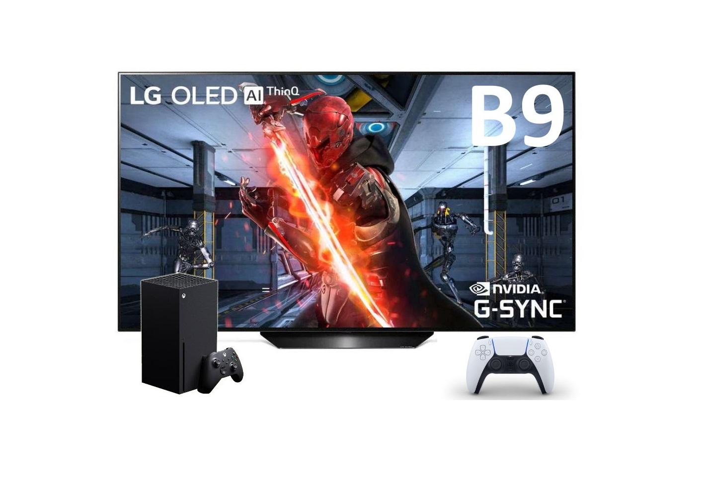 Testujemy najtańszy organiczny telewizor LG OLED B9 w pełni gotowy na Xbox Series X oraz PlayStation 5