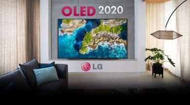 LG OLED 2020 telewizory ceny