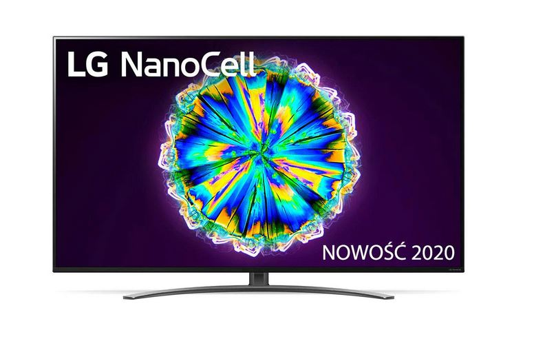 Premiera LG NanoCell LCD NANO863 przedsprzedaż