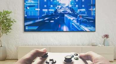 Telewizor Samsung qled do grania pod nowe konsole Xbox Series X PlayStation 5