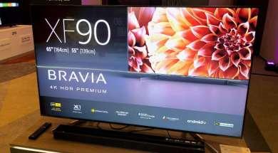 Telewizor Sony XF9005 120Hz najlepszy w swojej cenie do 4K Ultra HD 2